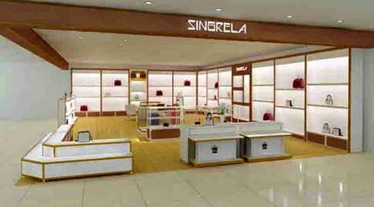 香格里拉旗艦店外觀展示